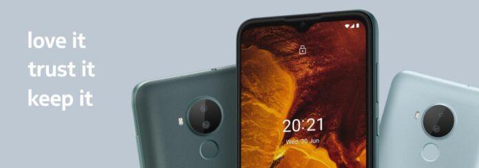 В Украине представили бюджетный телефон Nokia 6310 и автономный смартфон С30