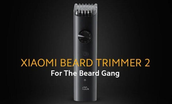 Xiaomi выпустила бюджетный триммер для ухода за бородой Beard Trimmer 2