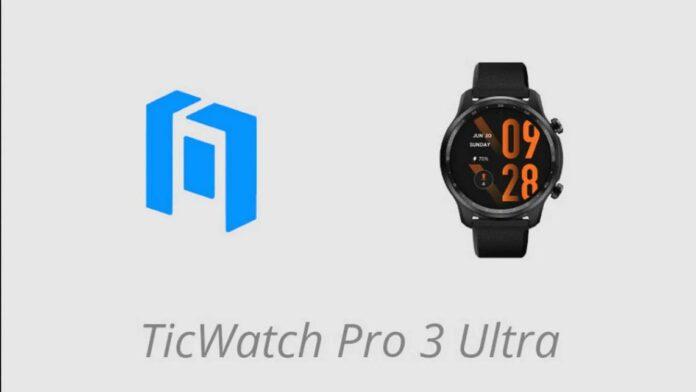 Партнер Xiaomi анонсировал раздачу «умных» часов TicWatch Pro 3 Ultra бесплатно