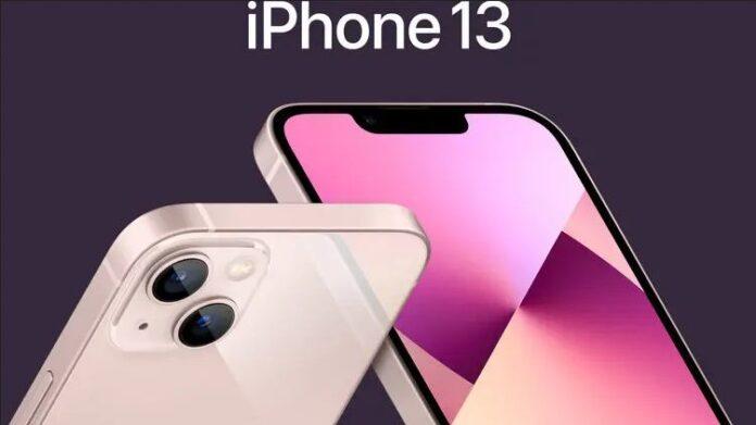 Apple впервые официально доставила в Украину iPhone 13
