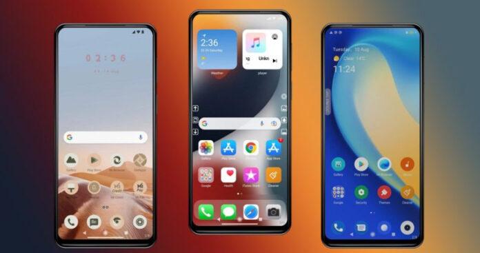 5 тем, которые полностью преобразят смартфоны Xiaomi, Redmi и POCO